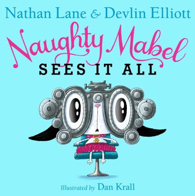 Naughty Maaaabell!!! sees it all