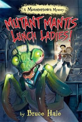 Mutant mantis lunch ladies! :