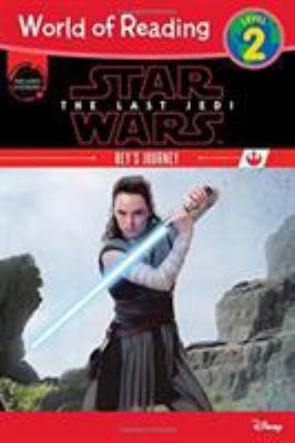 Star Wars, the last Jedi. Rey's journey