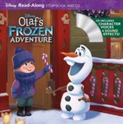 Olaf's Frozen adventure : read-along storybook and CD