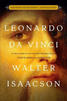 Walter Isaacson: Leonardo Da Vinci Book Cover