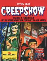 Stephen King's Creepshow book cover