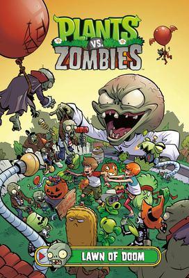 Plants vs. zombies. Lawn of doom