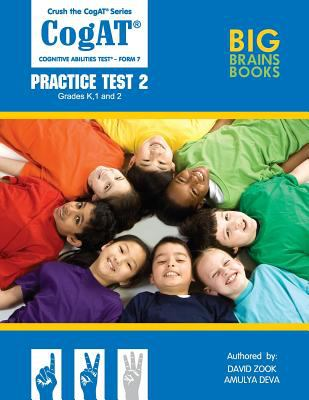 Crush the CogAT series practice test 2 :