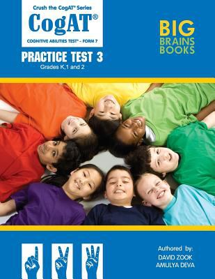 Crush the CogAT series practice test 3 :