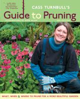 Cover of Cass Turnbull's Guide to Pruning