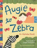 Augie to Zebra book cover