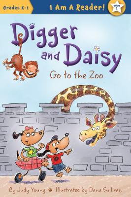 Digger and Daisy go to the zoo