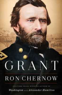 Ron Chernow: Grant Book Cover