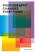 A book cover with abstract blocks of overlapping color. The title text is bold black.