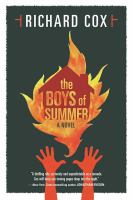 The Boys of Summer book cover