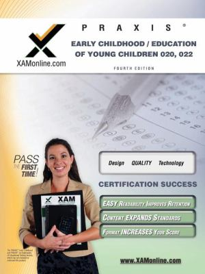 Praxis early childhood education/education of young children 020, 022