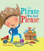 The Pirate Who Said Please book cover