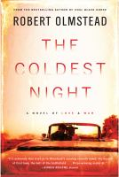 Cover of The Coldest Night:  A Novel of Love &amp; War