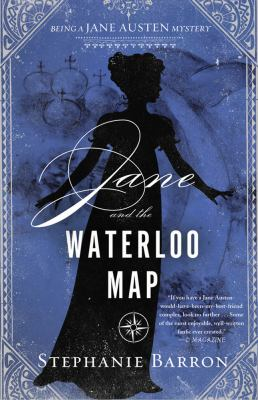Jane and the Waterloo map :
