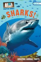 Sharks book cover