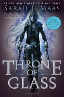 =Throne of Glass book cover