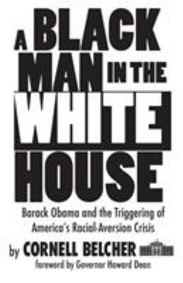 A black man in the White House :