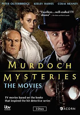 Murdoch mysteries, the movies
