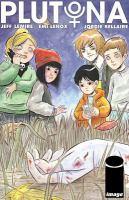 Plutona book cover