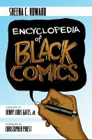 Encyclopedia of black comics book cover