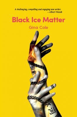 Black ice matter by Gina Cole.