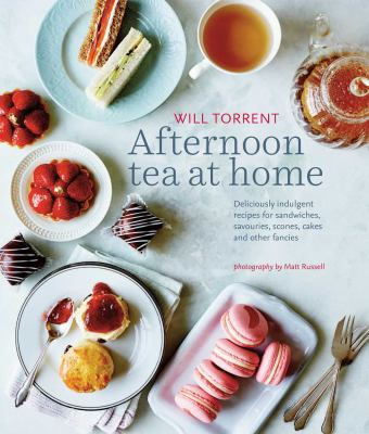 Afternoon tea at home :