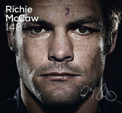 Richie McCaw148 by Richie McCaw.