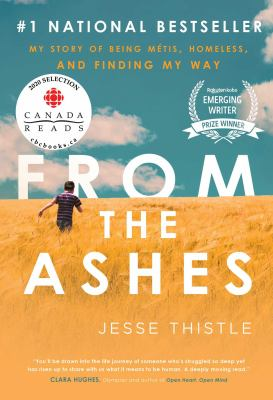 cover image From the ashes