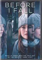 Before I Fall (DVD) cover