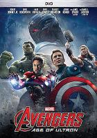 Avengers: Age of Ultron cover