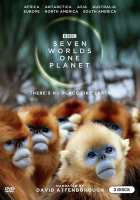 Cover Image for Seven Worlds, One Planet