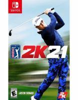 PGA Tour 2K21.