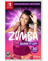Zumba : burn it up!