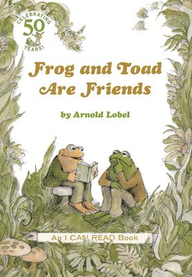 Frog and Toad Are Friends(book-cover)