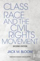 Class, race, and the civil rights movement /