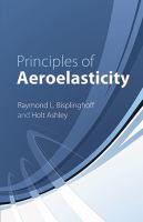 Principles of aeroelasticity /