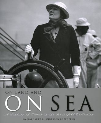 Book cover for On land and on sea