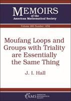 Moufang loops and groups with triality are essentially the same thing /