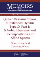 Quiver grassmannians of extended Dynkin Type D.