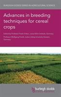 Advances in breeding techniques for cereal crops /