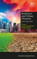 Resilience and urban disasters : surviving cities /