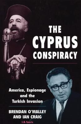 Book cover for The Cyprus conspiracy