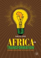 Africa in transformation : economic development in the age of doubt /