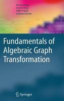 Fundamentals of algebraic graph transformation /