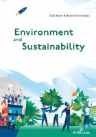 Environment and sustainability /