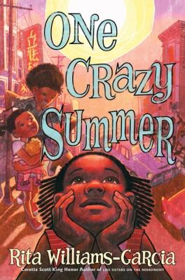 One Crazy Summer(book-cover)