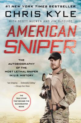 Cover Image for American Sniper by Jim DeFelice