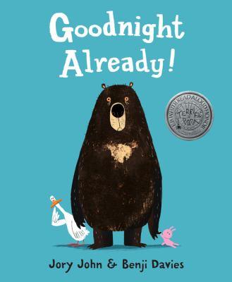 Goodnight Already!  (book-cover)