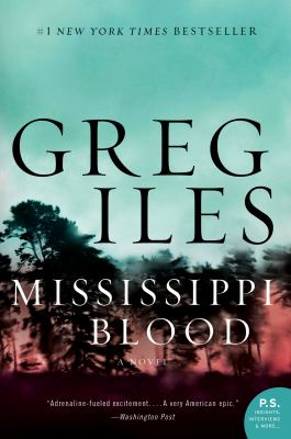 Cover Image for Mississippi Blood by Greg Iles